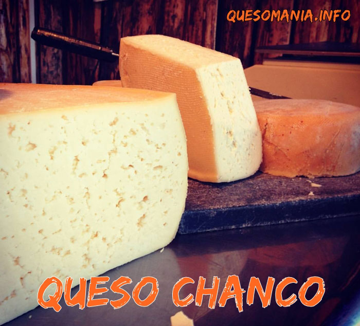 queso chanco