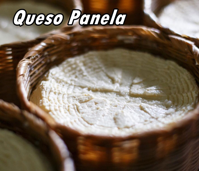 queso panela recipe