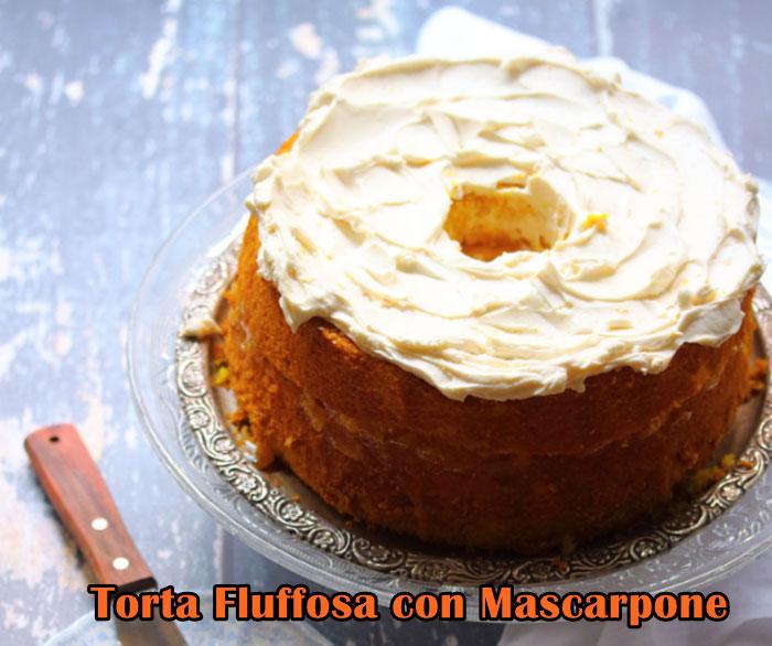 torta fluffosa
